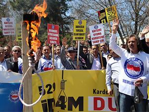 Türkiye idam kararına sessiz kalmıyor