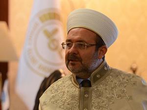 Görmez'den Ezher Şeyhi'ne: İdam cezaları kaldırılsın