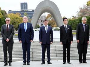 Dışişleri Bakanı Ahmet Davutoğlu Japonya'da