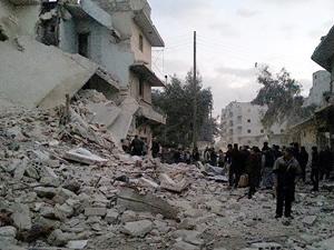 Esed güçlerinin operasyonlarında 45 kişi öldü