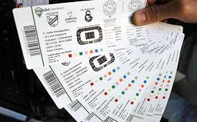 Türk futbolunda e-bilet devrimi 14 Nisan'da başlıyor