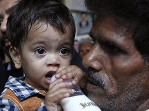 Cinayetten yargılanan 9 aylık Musa bebeğe beraat