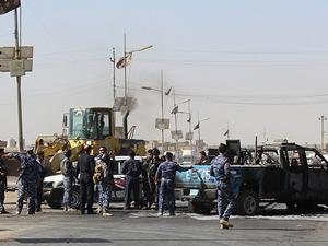 Kerkük'te bombalı saldırı: 6 ölü, 15 yaralı