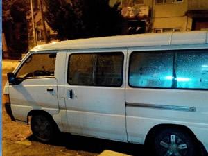 Kırklareli'nde 5 kişilik bir araçtan 25 kaçak çıktı