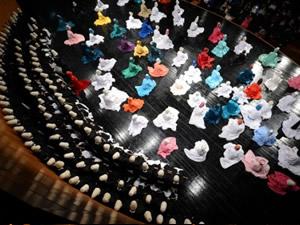 Bursa'da Kutlu Doğum Haftası dolayısıyla tören düzenlendi