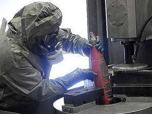 Suriye'nin kimyasal silahlarının imhası