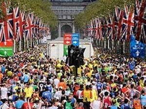 Londra Maratonu'nda şok eden ölüm!