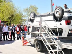 Yalova'da trafik cezası yerine simülatör cezası verildi