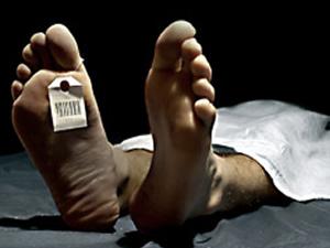 Sır Baraj'da gizemli erkek cesedi