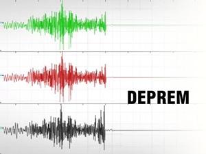 Akdeniz'de 4,8 ve 4,1 büyüklüğünde deprem