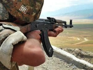 Azerbaycan-Ermenistan sınırı ateş altında