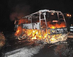 Togo'da yolcu otobüsü kamyonla çarpıştı