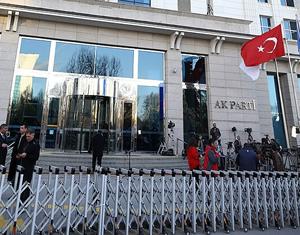 AK Parti'de Milletvekilleri ile İstişare Toplantısı