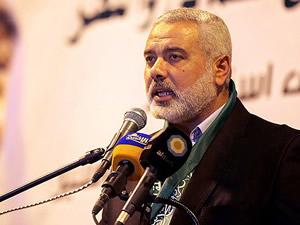 İsmail Heniye: Filistin için kanını feda eden Türkleri asla unutamam