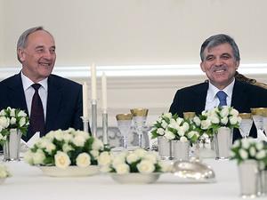 Abdullah Gül: Letonya'nın önemli işlevi olacak