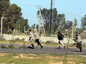 Libya Bingazi kentinde patlama