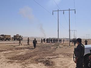 Musul'da askeri karargaha saldırı: 13 ölü, 17 yaralı