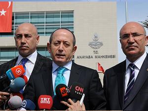 CHP İnternet yasası için Anayasa Mahkemesine başvurdu