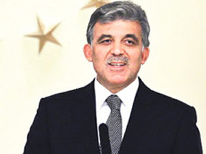Cumhurbaşkanı Abdullah Gül, Kütahya'ya gitti