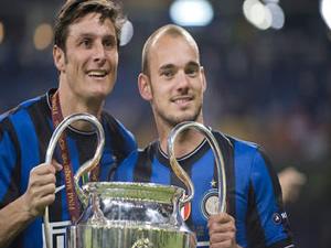 'Sneijder o günden beri çok dindar'
