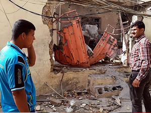 Irak Diyala'da 7 bin aile evlerini terk etti