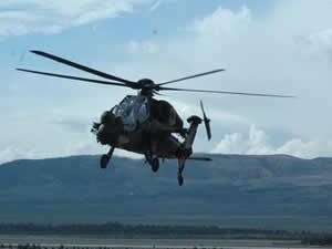 İlk taarruz helikopteri Atak'tan sevindirici haber