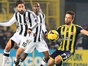 Fenerbahçe tur, Beşiktaş ikincilik peşinde!