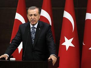 Erdoğan Hristiyanların Paskalya Bayramını kutladı