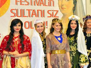 Mesir Festivali'nin ''Hafsa Sultanı'' seçildi