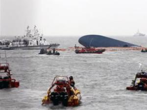 Güney Kore'de gemi faciası: 'Bu bir cinayet'