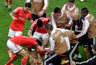 Portekiz liginin şampiyonu Benfica