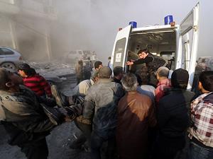 Irak ordusu Enbar'ı vurdu