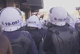 Taksim'de 1 Mayıs gerginliği