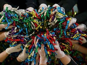Mesir Macunu Festivali geleneksel saçım törenine hazır