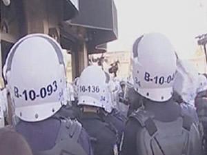 Taksim'de 1 Mayıs müdahalesi