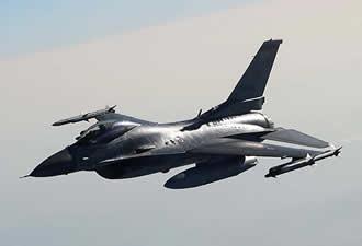Suriye'den Türk F-16'sına füze tacizi