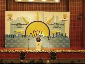 AKP kampının yeni yeri