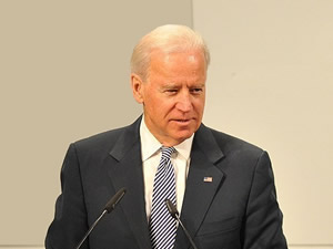 ABD Başkan Yardımcısı Joe Biden Kiev'de