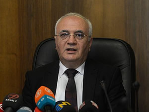 """Mustafa Elitaş: """"Dar bölge"""" sistemi üzerine yoğunlaştık"""