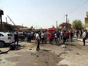 Bağdat'ta intihar saldırısı: 9 ölü, 18 yaralı