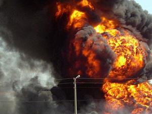 Çin'de havai fişek fabrikasında patlama: 5 ölü