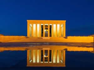 Anıtkabir sanal ziyarete açıldı