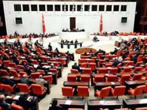 Meclis'te 23 Nisan töreni düzenlendi