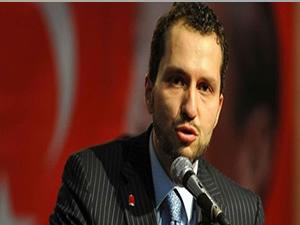 Fatih Erbakan Genel Başkan adaylığını açıkladı