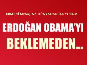 Başbakan'ın Ermeni açıklamasına dünya basınından ilk yorum