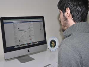 Ankaralı genç facebook'un açığını buldu