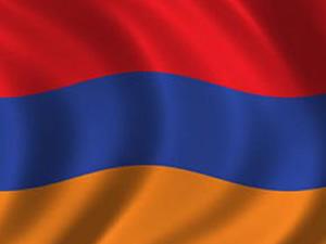 Radikal Ermeniler Türk Bayrağı yaktı