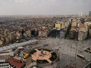 Taksim Meydanı'na ek kameralar geldi!