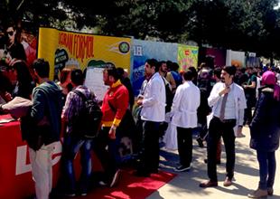 JetGenç'ten üniversite etkinliklerine devam