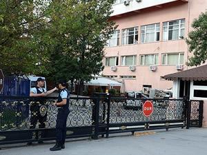 Emniyet binalarına roketli saldırı davası